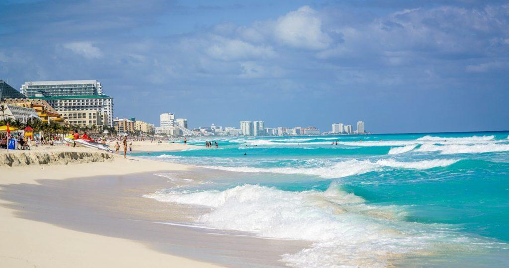 Lua de Mel em Cancun - praias