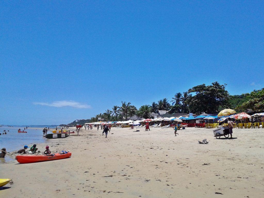 """Praia do Mucugê em Arraial d""""Ajuda"""
