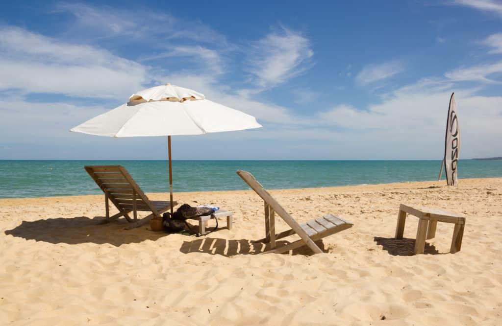 Praia da Pitinga em Arraial d'Ajuda - Foto: Max