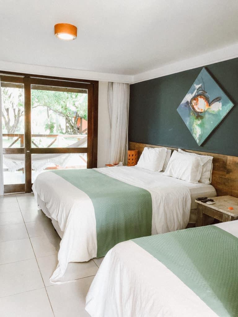 cama dos quartos