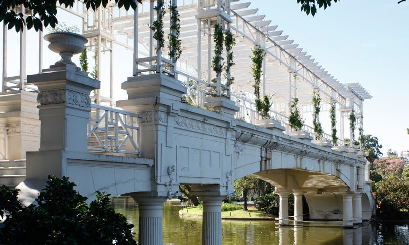 A Ponte Grega no El Rosental, Palermo Argentina