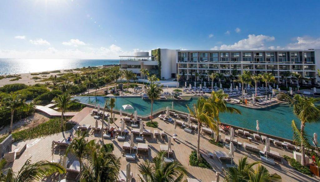 Ideal para casais em lua de mel - o TRS Coral em Costa Mujeres, a 30 minutos de Cancún - Lua de Mel em Cancun
