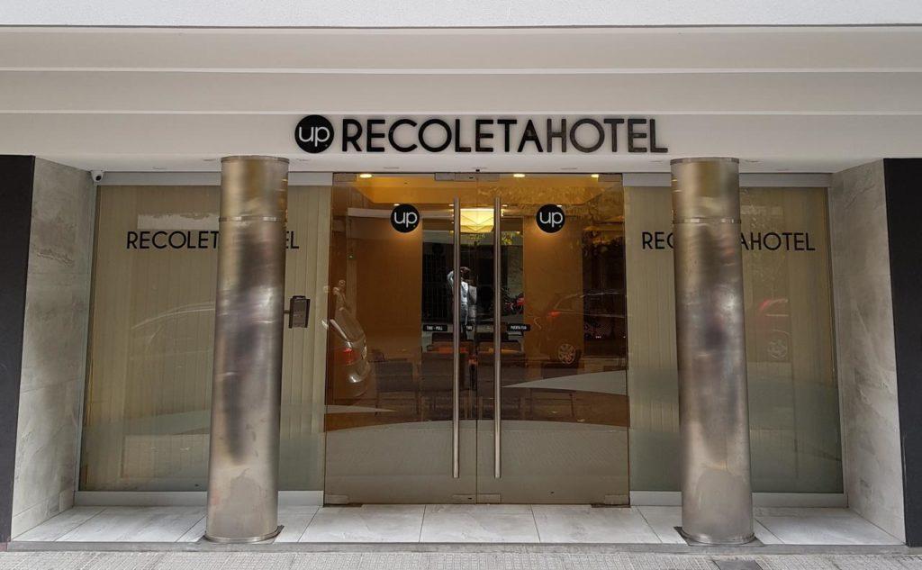 Onde ficar barato na Recoleta Buenos Aires - Up Recoleta Hotel