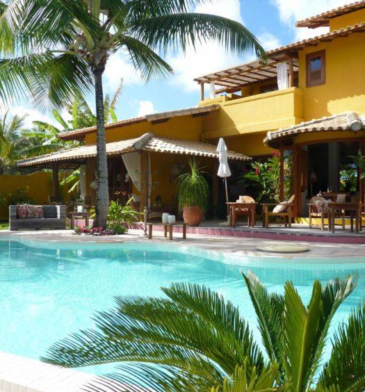 Villa 2 Santos - Pousadas em Arraial D'Ajuda