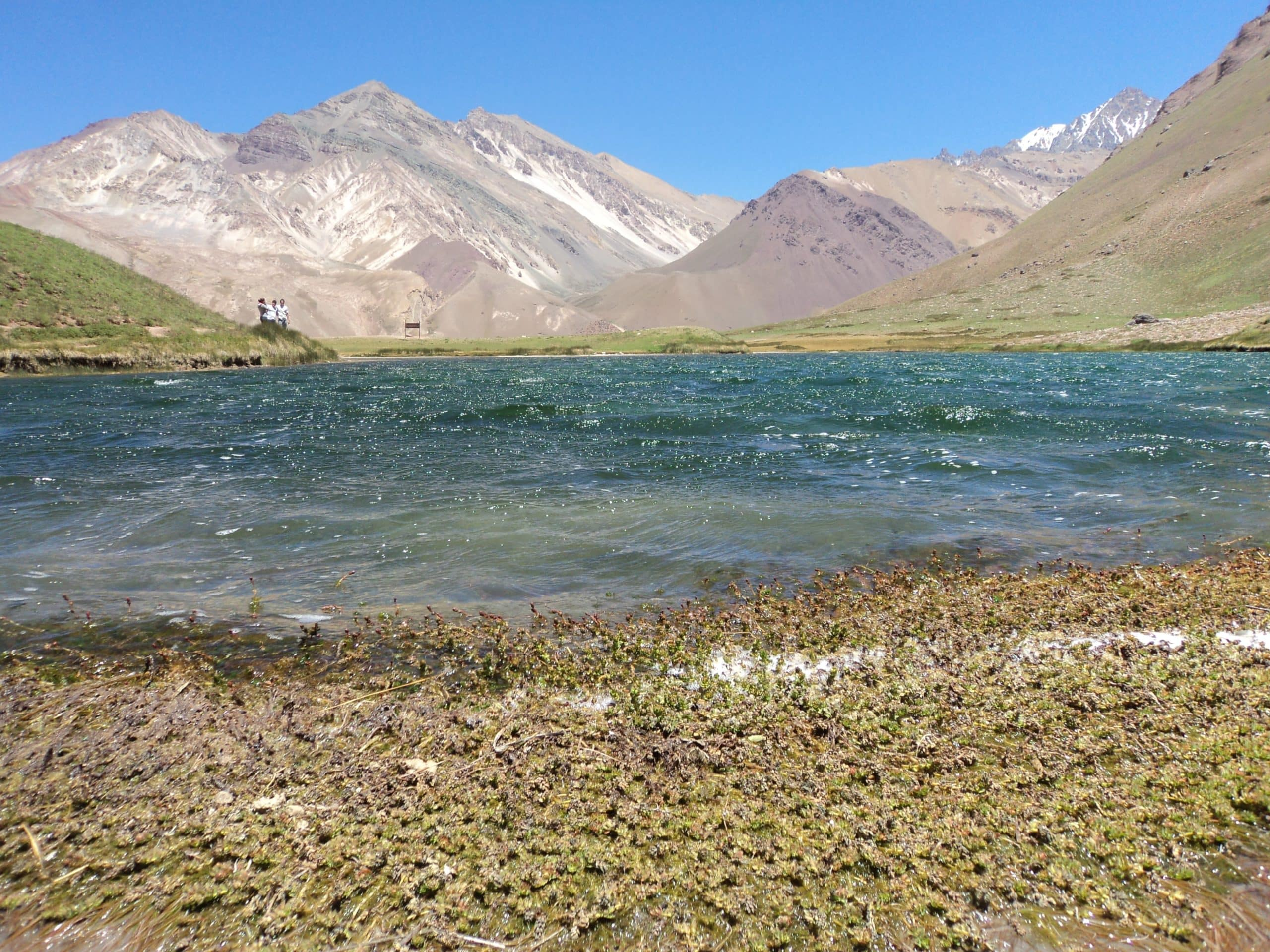 A Laguna Horcones. Foto de Fernando de Gorocica via Wikimedia.
