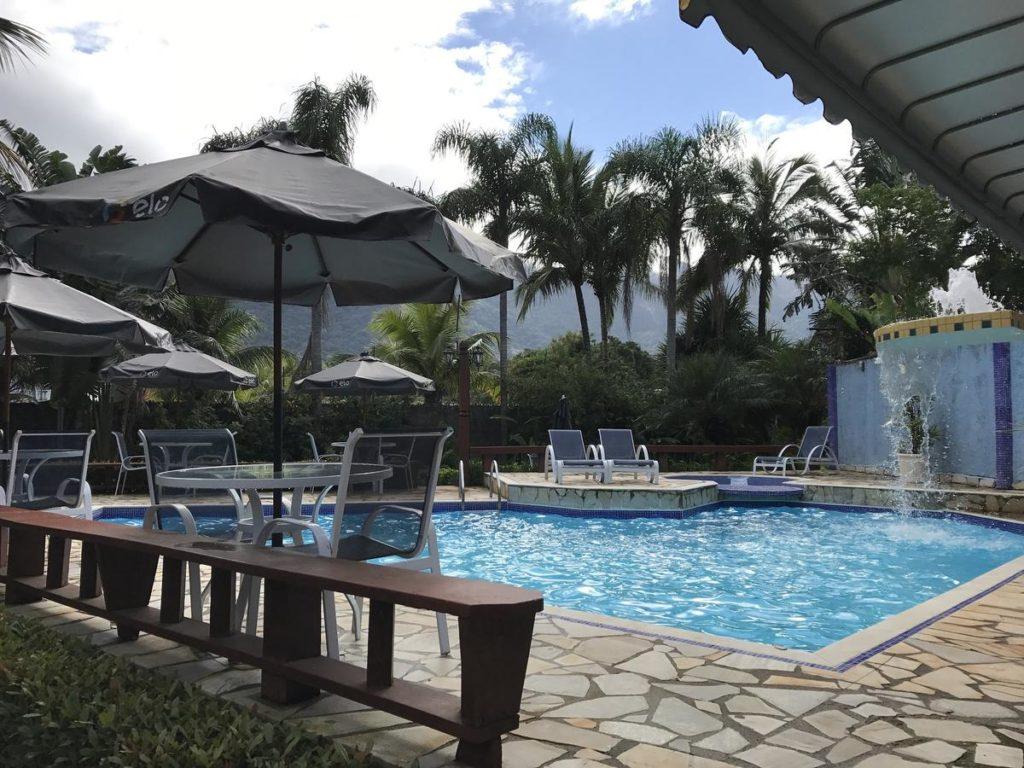Piscina na Amoreiras Hotel