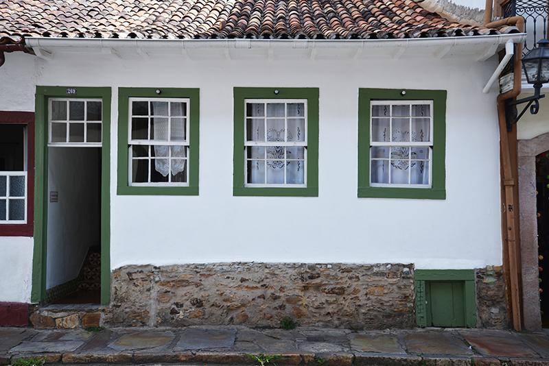 Pousadas em Ourto Preto -Casa de Rosa