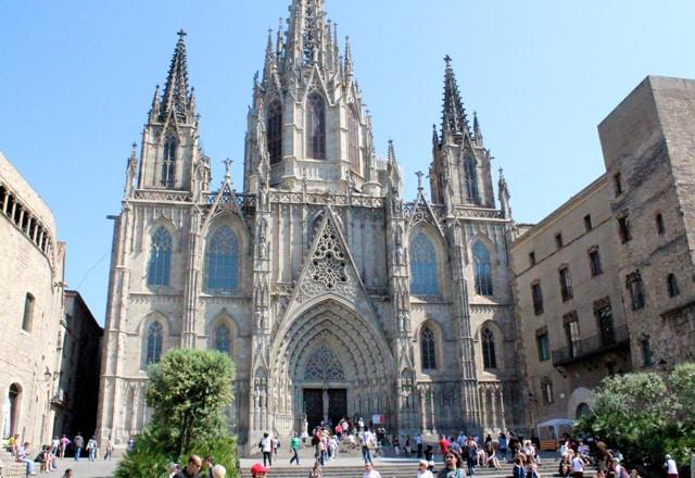 Catedral de Barcelona - Foto: Site oficial