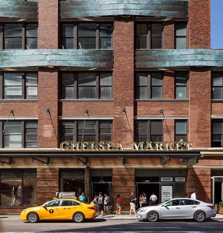 Roteiro Nova Your em 1 dia - O Chelsea Market em Nova York - Foto: @chelseamarketny via Intagram