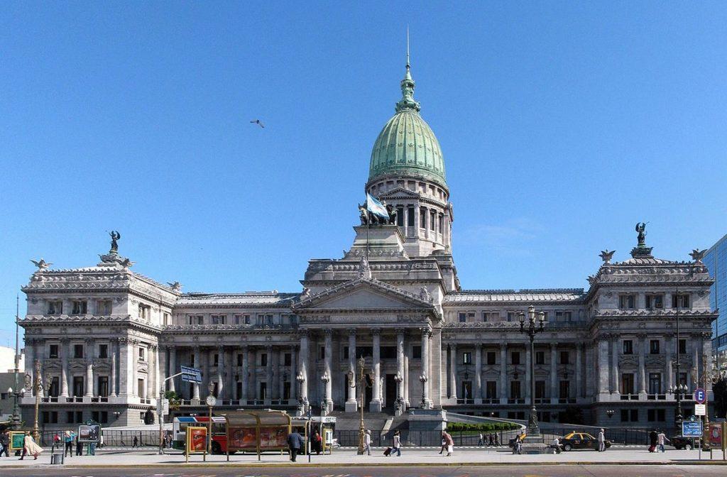 Congresso Nacional em Buenos Aire - Foto: Jacobo Tarrío - Pontos Turísticos em Buenos Aires