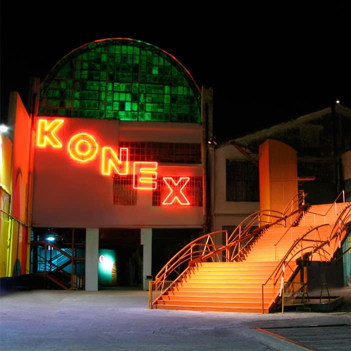 Ciudad Cultural Konex - pontos turisticos em buenos aires