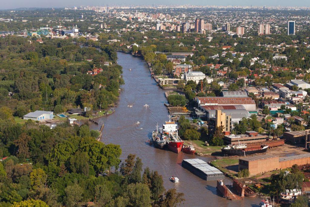 Passeio de barco no Delta do Tigre - Foto: Civitalis