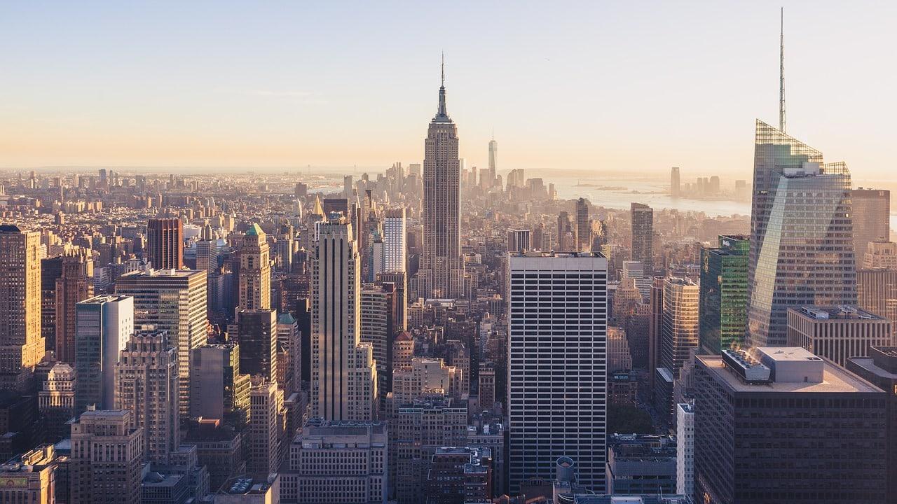Vista de Nova York com destaque para o Empire State Building - Foto: Pexels via Pixabay