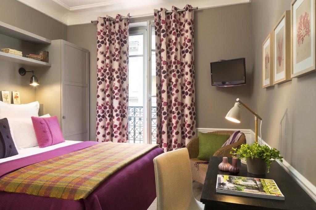 Hotel Le Petit Chomel - em Saint German de Pres no 6º Arrondissement - Foto: Divulgação
