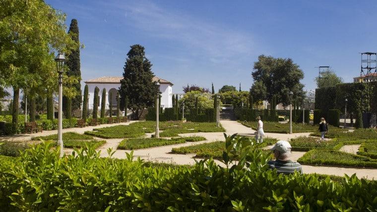 O Jardins del Teatre Grec - Foto: Meet Barcelona
