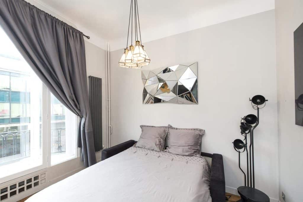 Quartos do Hôtel De Ville - decoração moderna e super prático - Foto: Divulgação