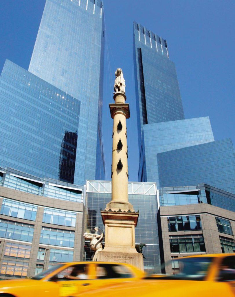 Roteiro Nova York 1 dia: Vista exterior do Mandarim Oriental - Foto: Galeria do site do hotel