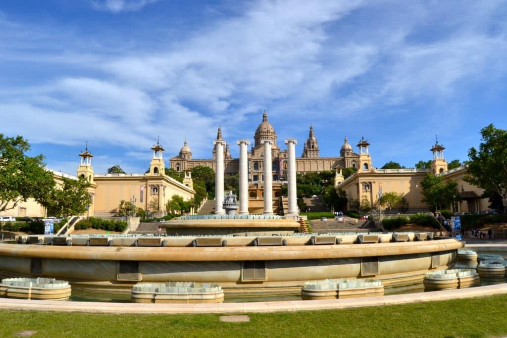 MNAC - Museu Nacional D'Art de Catalunya - Foto: Oh-Barcelona.com via Flickr