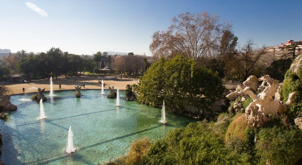 O Parc de la Ciutadella - Foto: Meet Barcelona