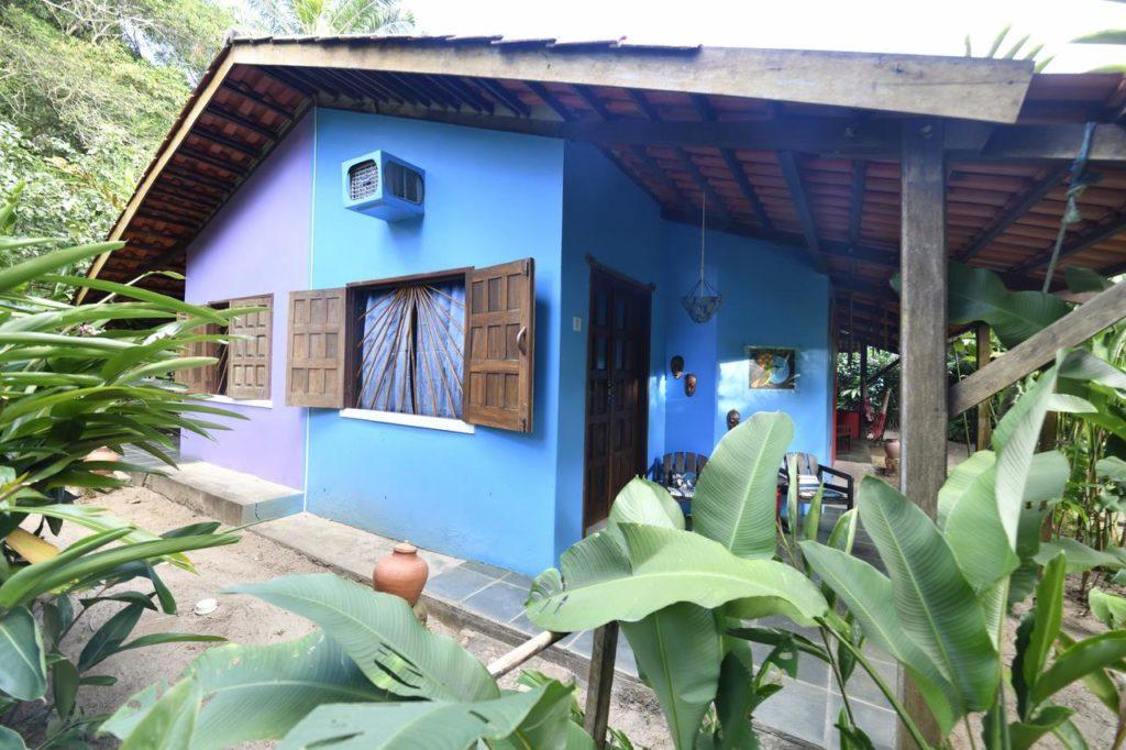 Pousada Horizonte Azul - Onde ficar em Boipeba