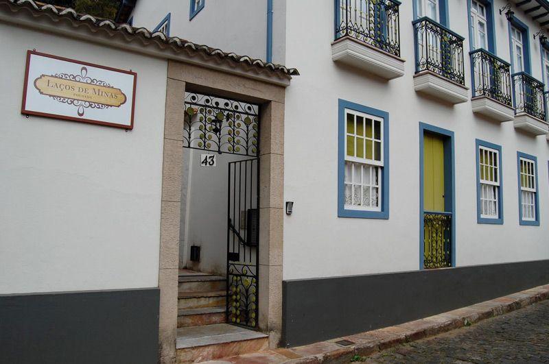 Pousadas em Ouro Preto - Pousada Laços de Minas