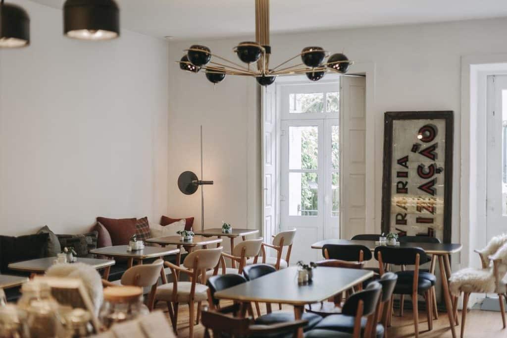 Restaurante no Rosa Et al Townhouse em Porto