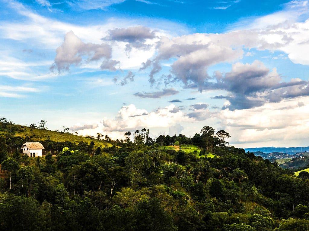 A linda paisagem de São Francisco Xavier - Foto: Ricardo Laf via Flickr - Pousadas em São Francisco Xavier
