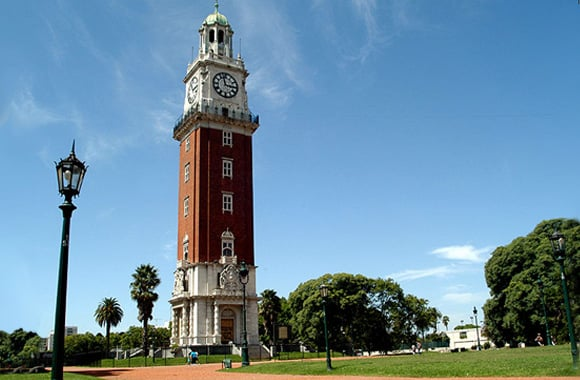 A Torre Monumental  - Foto: Turismo Argentina