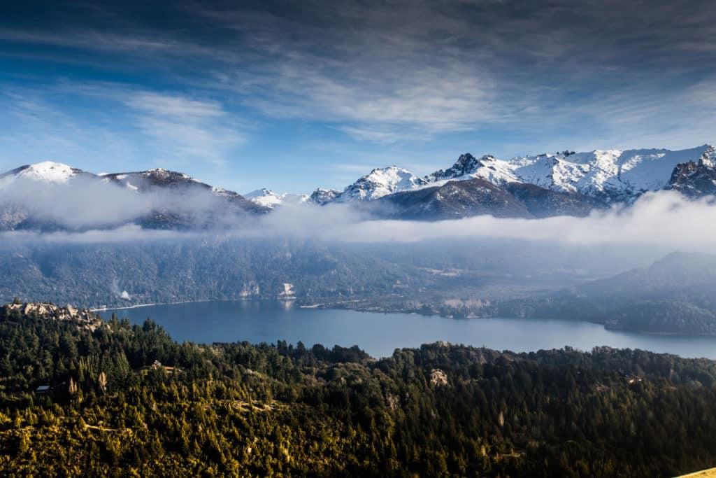 Onde ficar em BAriloche - A cidade de Bariloche na Argetina - Foto: Dario Kardosh via Flickr
