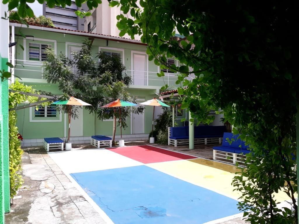 Casa da Adriana Pousadas em Fortaleza - área