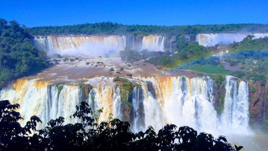 As Catarata do Iguaçu em Foz - Vale a pena levar a criançada para entrar no clima da natureza - lugares para viajar com crianças
