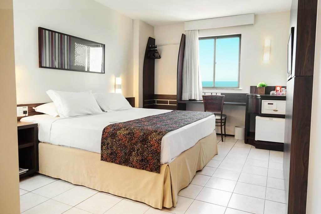 Hotel Sonata Iracema quarto