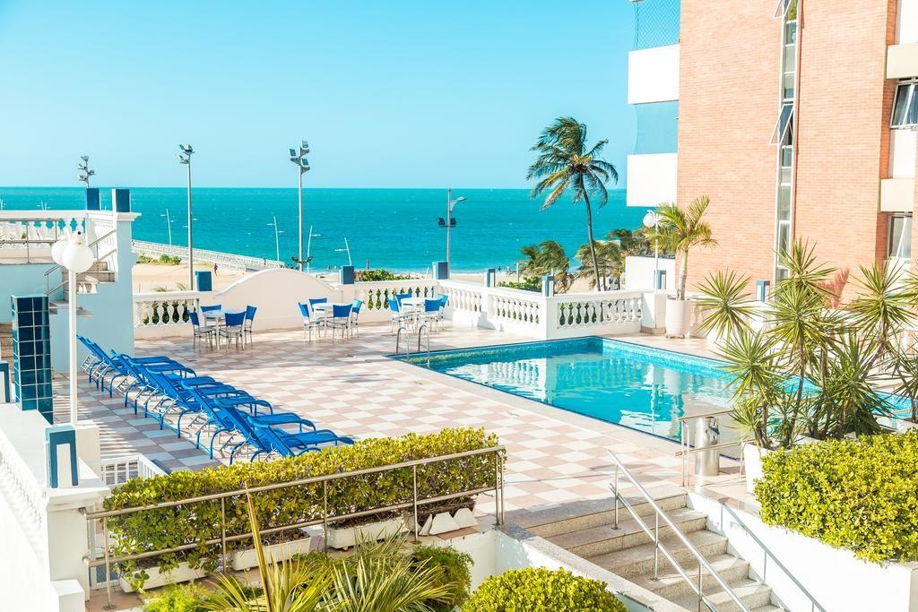 Hotel Sonata Iracema piscina