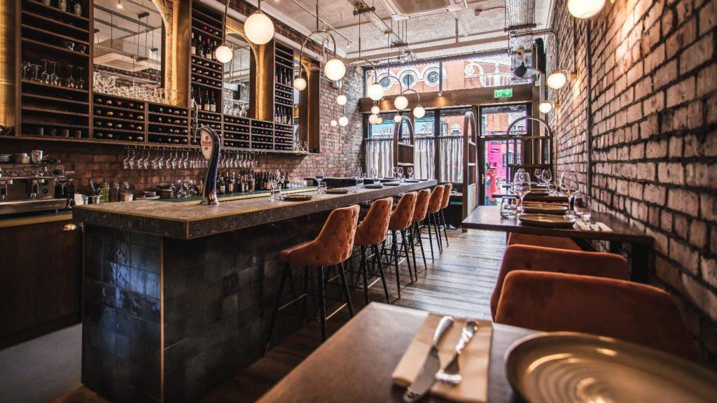 Onde comer em Belfast - O charmoso Howard Street - Foto: Howard Street via Facebook
