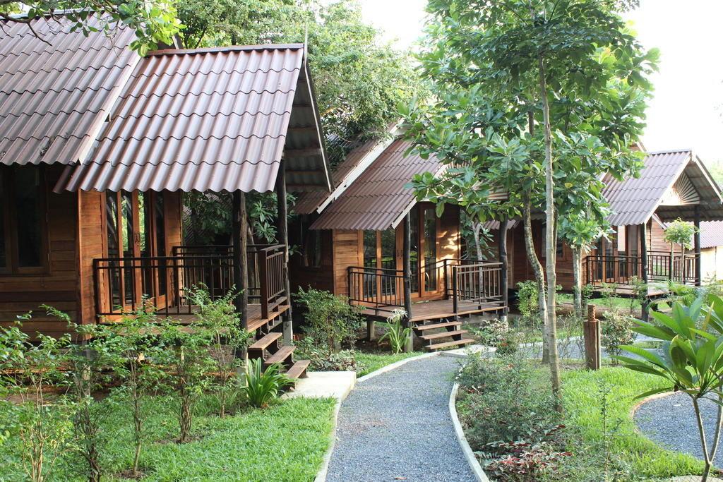 Bangalow do Lanta Happy Hill  - Tailandia - viajando barato pelo mundo