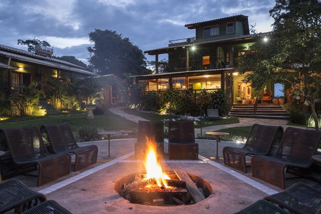 Casa da Lua Pousada em Alto Paraíso - na região da Chapada dos Veadeiros - Foto: Divulgaçáo - Presente dos dia dos namorados