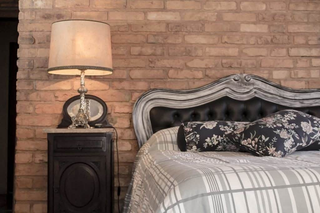 Onde ficar em Petropolis - Pousada Don Quixote cama