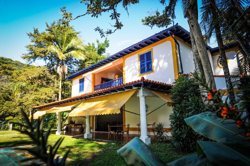 Onde ficar em Petropolis - Pousada Vila Brasil casa