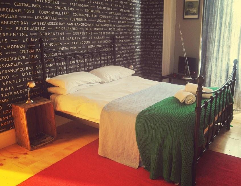Vagabonds Hostel em Belfast