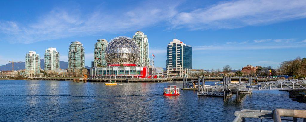 A cidade de Vancouver