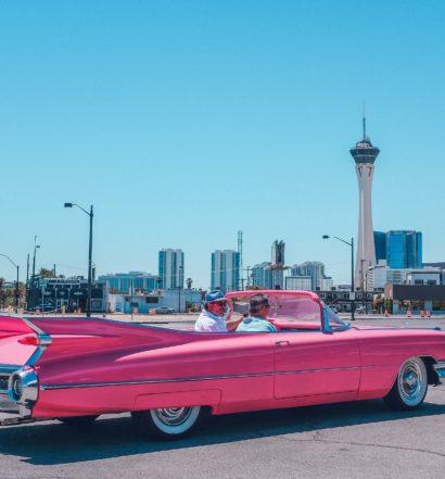 Carro em Las Vegas, nos Estados Unidos, vale entrar no planejamento para alugar e facilitar a viagem