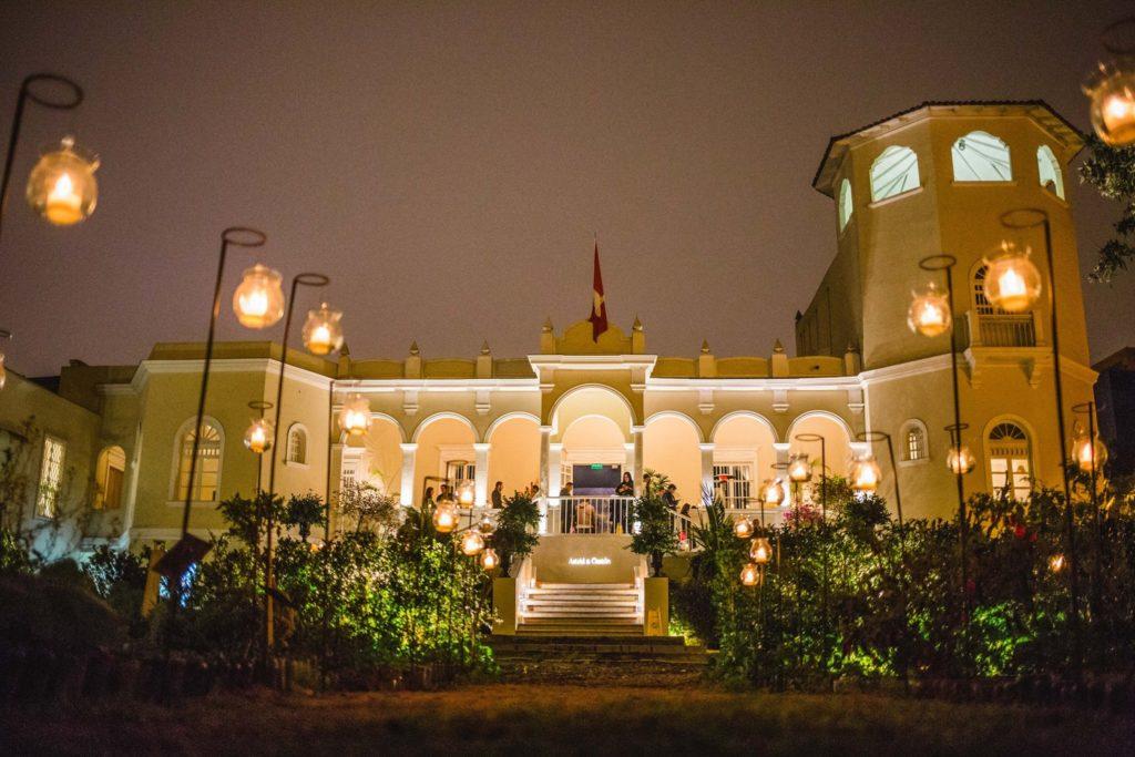 O requintado Restaurante Astrid & Gastón, em Lima - Foto: FB Astrid & Gastón