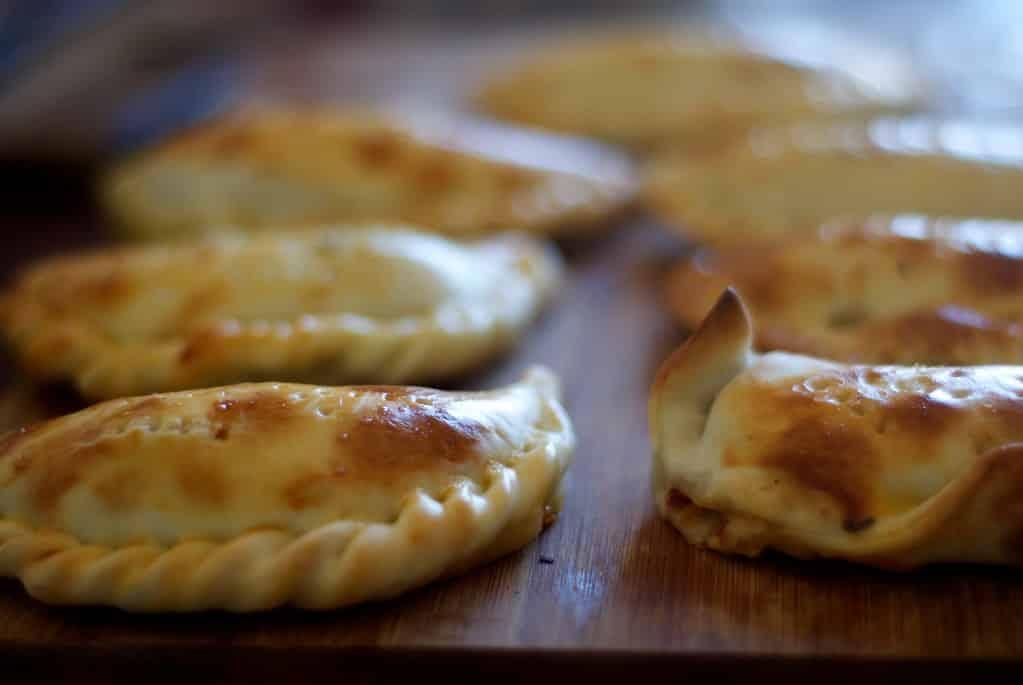 As famosas empanadas, da gastronomia argentina