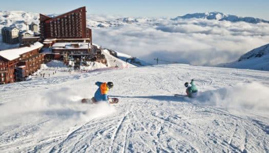 Onde ficar no Valle Nevado para curtir o melhor do esqui no Chile