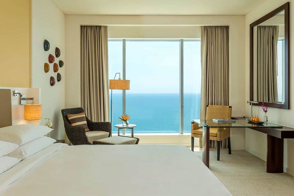 Quarto de casal com vista no Hyatt Regency Cartagena