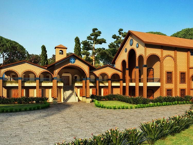 O Mosteiro Beneditino de São João