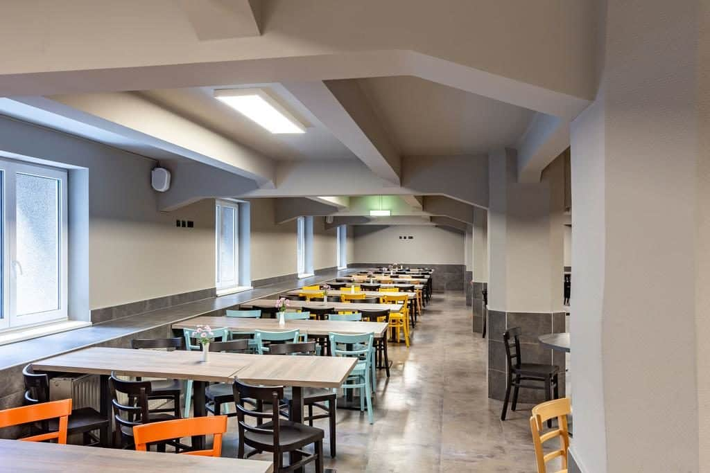 Restaurante do a&o Wien, um dos hotéis em Viena