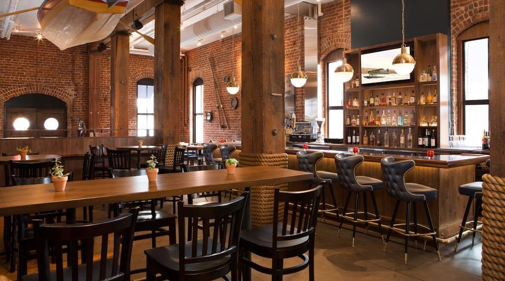 Bar do Argonaut Hotel