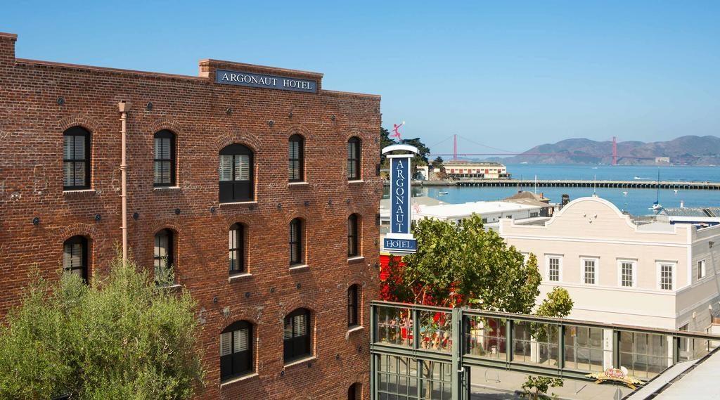 Vista do Argonaut Hotel