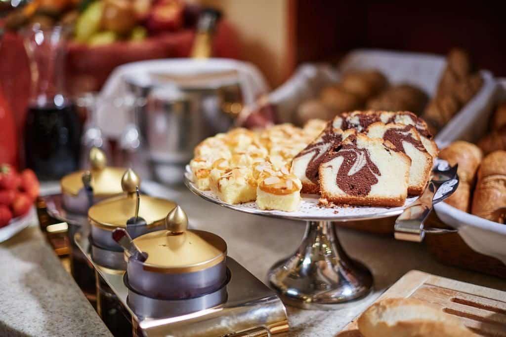 Hotel Austria café